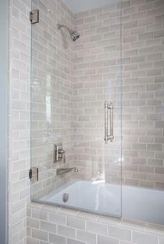 Shower, tub, tile