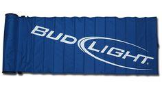 Bud Light Beach Mat & Cooler..oh damn!