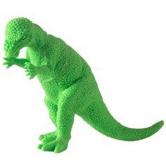 Cool green dinosaur and bargain £5