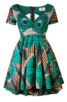I Want that Whole Look: Afrocentric Fashion African Fashion Designers, African Inspired Fashion, African Print Fashion, Africa Fashion, Fashion Prints, African Print Clothing, African Print Dresses, African Dress, African Prints