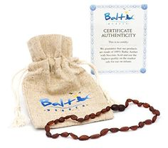 Amber Teething Necklace for Babies (Unisex) (Raw Cherry) ... https://www.amazon.com/dp/B01690Q45Y/ref=cm_sw_r_pi_awdb_x_1SE.yb235RT15
