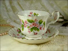 Mayflower Bone China Tea Cup by Royal Albert of England
