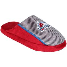 Colorado Avalanche Youth Jersey Slippers - $11.99