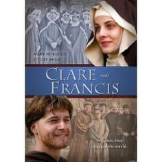 Clare and St. Francis of Assisi - Introductory movie on the history and story of Francis and Clare. I loved this one Clare Of Assisi, St Clare's, Catholic Company, Religious Books, Religious Studies, Inspirational Movies, Bride Of Christ, Pope John Paul Ii, Thing 1