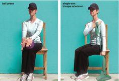 Innovative Chair Exercises for Seniors