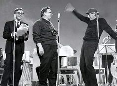 The Goon Show - Rommel's Treasure Broadcast October 1955 Starring: Peter Sellers, Spike Milligan, Harry Secombe Comedy Tv, Comedy Show, Stand Up Comedy, Welsh, Spike Milligan, British Comedy, Monty Python, John Lennon, Great Pictures