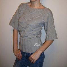 Ravelry: Pulli im Stil von Laura Biagiotti pattern by Für Sie