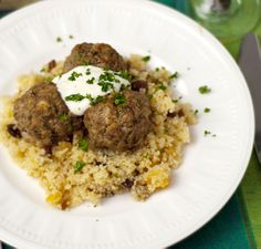 lamb meatballs | orgasmic chef