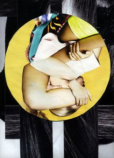 Cherelle Sappleton Collages