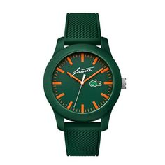 now on eboutic.ch Casual Watches, Lacoste, Band, Green, Leather, Accessories, Fashion, Moda, Sash