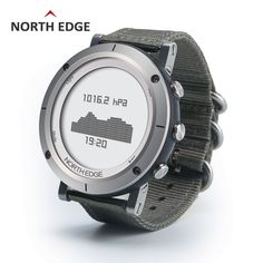 Active New Mens Sports Watches Hours Pedometer Calories Digital Watch Men Altimeter Barometer Compass Thermometer Weather Relojes Male Digital Watches Watches