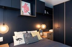 45 ideas design interior bedroom classic chandeliers for 2019 Decor Interior Design, Furniture Design, Interior Paint, Woman Bedroom, Suites, Home Decor Bedroom, Bedroom Small, Master Bedroom, Blue Bedroom