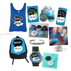 """The Fault In Our Stars"" by swaggy-sarim on Polyvore #fashion #watch #watches"