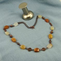 cavossa designs - Mother Earth Necklace, $35.00 (http://www.cavossadesigns.com/mother-earth-necklace/)
