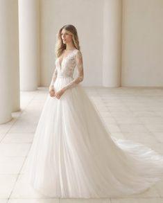 PERGOLA - sposa 2018. Collezione Rosa Clará Couture