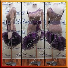 LATIN SALSA COMPETITION DRESS LDW (LT995) LATIN-SALSA-COMPETITION-DRESS-LDW-LT995 Latino Dancewears