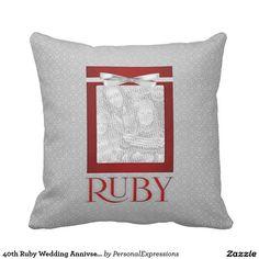 40th Ruby Wedding Annivsersary  Photo