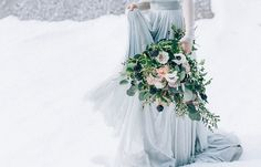 "Styled Shoot Februar 2016 ""Frosted Love"" by Carolina Auer Photography Elegant, Bridal Style, Frost, Flower Girl Dresses, Concept, Pure Products, Love, Wedding Dresses, Photography"
