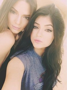 Kendall and Kylie Jenner are children to former Olympian Bruce Jenner and Kardashian…