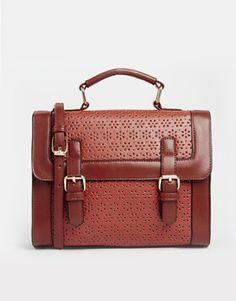 Enlarge ASOS Vintage Style Punchout Satchel Bag  Richard LOVE !!!