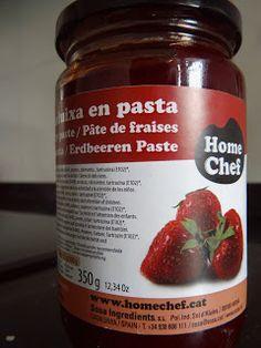 Ingeniera de Cupcakes: Home Chef y magdalenas de fresa