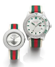 V-day gift: It's time for love! GUCCI #watch BUY NOW!