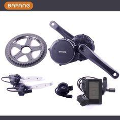 495.00$  Buy now - http://aliixx.worldwells.pw/go.php?t=32550145793 - free shipping 48v 750w 8fun/bafang C965 motor BBS02 crank Motor eletric bicycles trike ebike kits