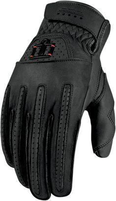 Icon 1000 Rimfireglove - Black | Products | Ride Icon
