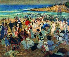 Ethel Carrick Fox (1872-1952) British Australian Artist