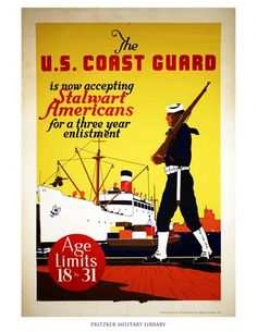 Pritzker Military Library | U.S. Coast Guard - Stalwart Americans