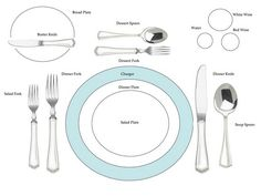 **How to set a table