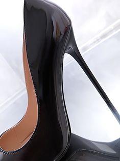 LACK SCHWARZ GRAU NEU 2018 HOHE Damen Pumps Elegant P82 Schuhe Sexy High Heels