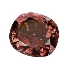 0.88 Carat, Natural Fancy deep brownish Orangy Pink, Cushion, SI2 GIA http://www.beckers.com/Detail.aspx?ProdId=905401=colordiamonds