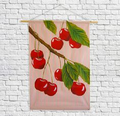 Illustration Botanique, Shabby, Creations, Flag, Decoration, Etsy, Holiday Decor, Aide, Collections