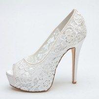 100 Wonderful Vintage Style Wedding Shoes For Your Retro Themed Wedding (2)
