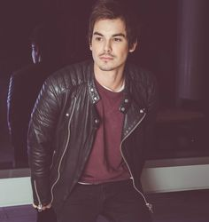 Tyler Blackburn in NKD Magazine [February 2015].