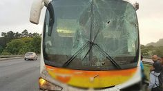 Seven people were injured when the driver of the bus they were travelling in lost control of the vehicle on the Durban-bound just after the Paradise Valley interchange near Pinetown on Saturday morning. Kwazulu Natal, Paradise Valley, Saturday Morning, South Africa, Travelling, Vehicle, Lost, People, People Illustration