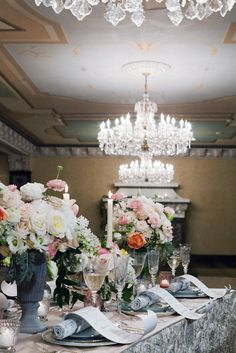 See the rest of this beautiful gallery: http://www.stylemepretty.com/gallery/picture/1171825/