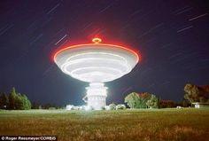 Mensagens de Alienígenas? Estudo Constata Frequências Anormais Fora da Via Láctea