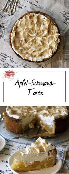 Apfel-Schmand-Torte | Rezept | Backen | Kuchen