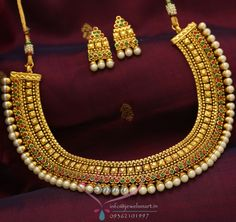 pearl jewellery designs with gold - Google Search