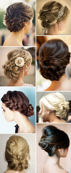 10. The Perfect Do: the one on the very top right is so beautiful! #modcloth #wedding