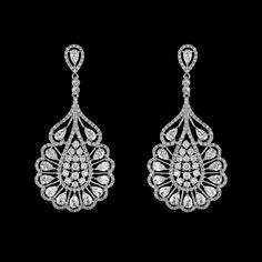 Cubic Zirconia Silver Plated Wedding And Formal Earrings Affordable Elegance Bridal