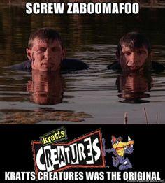 Kratt's Creatures!