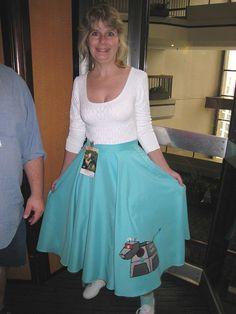 K9 Poodle Skirt