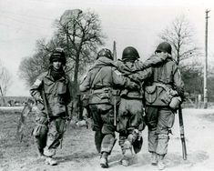 101st ABN- Band of Brothers E Co. Normandy