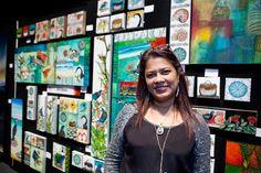 Anita Madhav Artist Wall, Nz Art, Buy Tickets, Artists, Artist