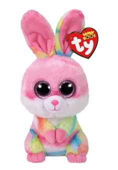 d86ecc55057 This Ty Beanies Beanie Boo Medium Lollipop Rabbit - so adorable and a great  alternative to Chocolate on sale now at Farmers for just  16.49