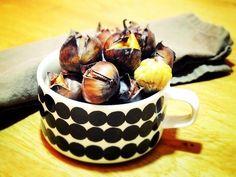 Heisse Maroni #dessert #paleo #veggie
