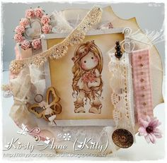 Kirsty-Anne's Handmade Crafts: Sepia & Don't Be Square ;0)